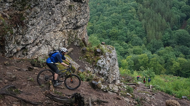 Trailaddicts Ride Remouchamps aug 2017