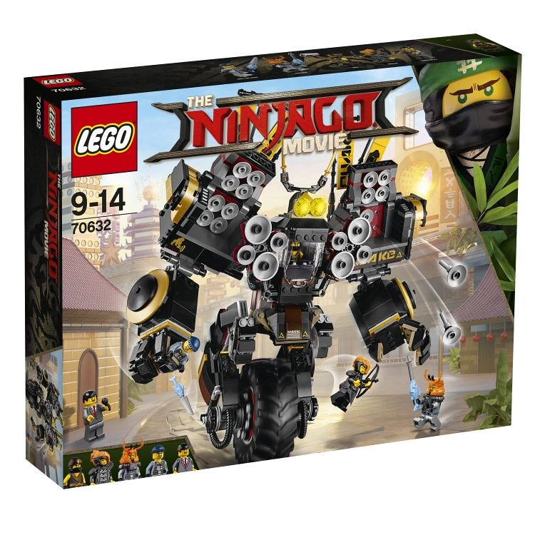 The LEGO Ninjago Movie 70632 - Coles Donner-Mech