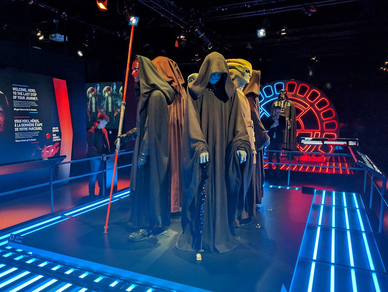 Jedi and Sith Costumes