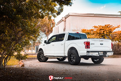 Ford F-150 on Fuel Wheels
