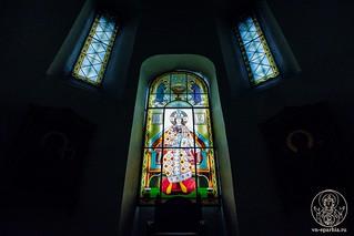 Литургия в Хутынском монастыре 130