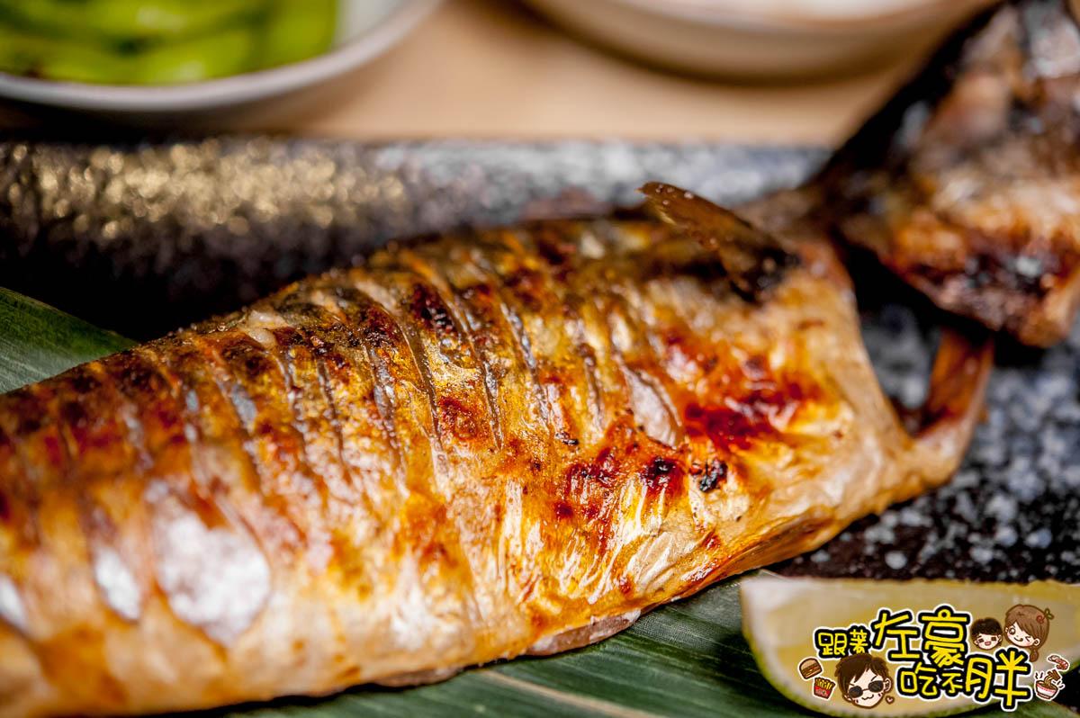 築饌日式料理丼飯壽司-19