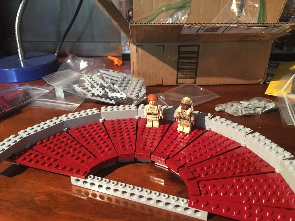 Jedi Council in progress