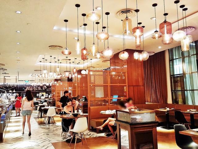 Element Restaurant Interior