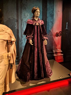 Padme Burgundy Costume
