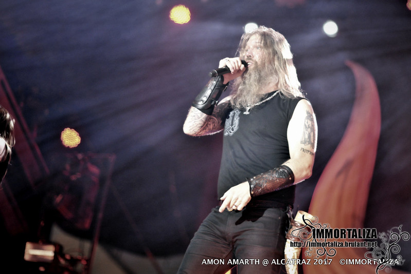 AMON AMARTH @ Alcatraz Hard Rock & Metal Festival 2017 36728312522_8508412ebd_c