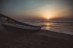Sunrise in Mahabalipuram