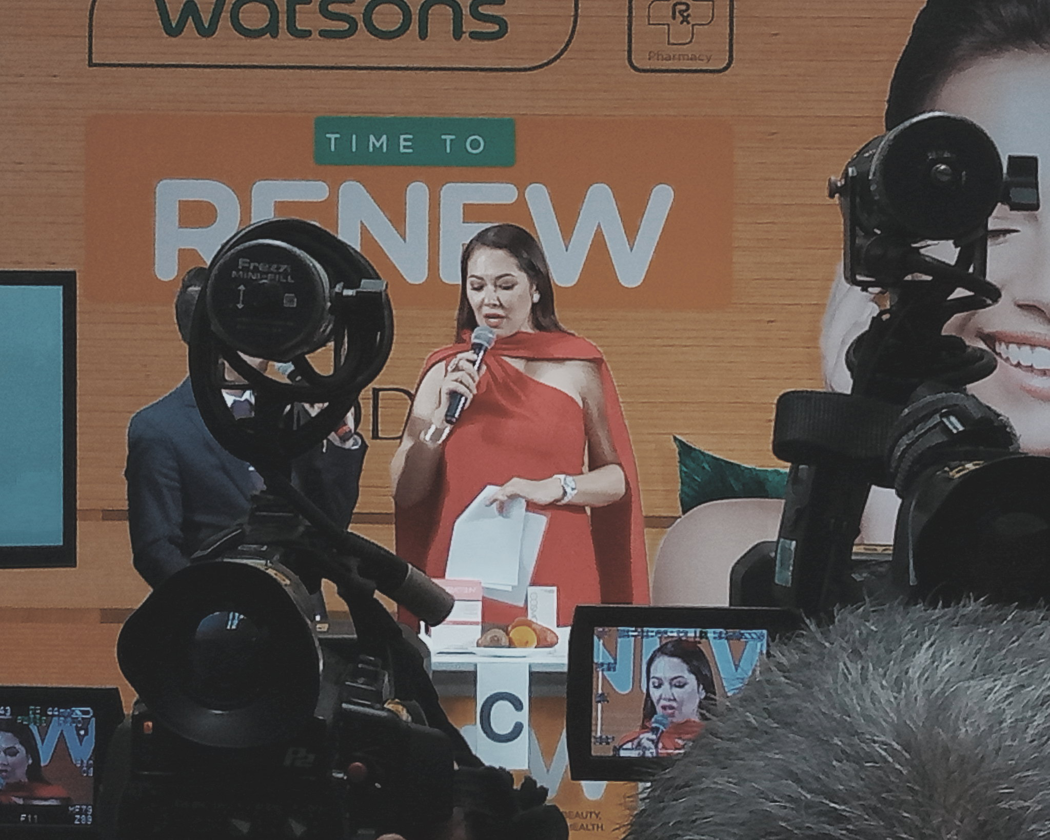 Watson's Time to Renew Campaign