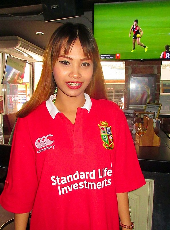 Retox Sports Bar Soi Honey Pattaya