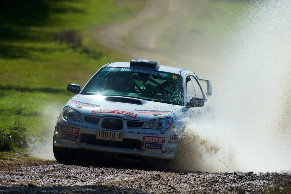 2017 CAMS ARC Round 4 Lightforce Rally SA