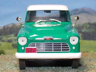 Chevrolet 3100 Martha Rocha - 1956 - Altaya