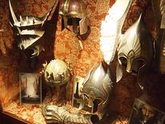 Armor Display, Weta Cave Gift Shop