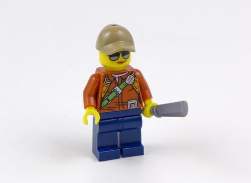 LEGO City Jungle 30355 Jungle ATV 05