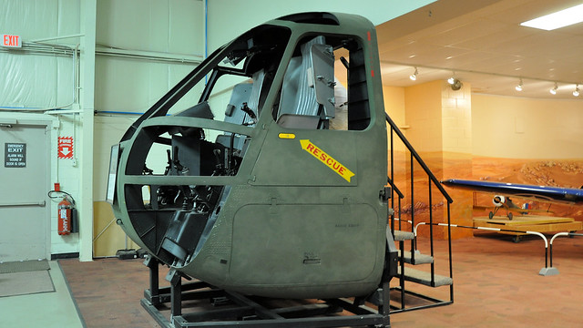 CH-53 mock-up