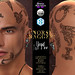 -Nivaro- 'Norse Dagger' Tattoo Appliers Advert