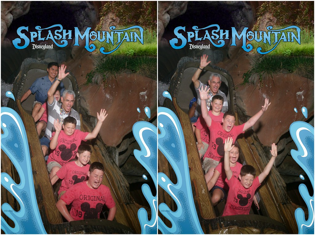 splash mountain!