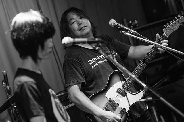 THE MAZZ live at Terraplane, Tokyo, 02 Sep 2017 -00215
