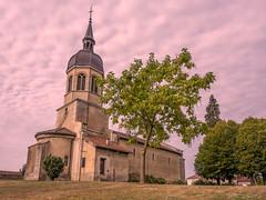 église de Condeissiat. - Photo of Montracol