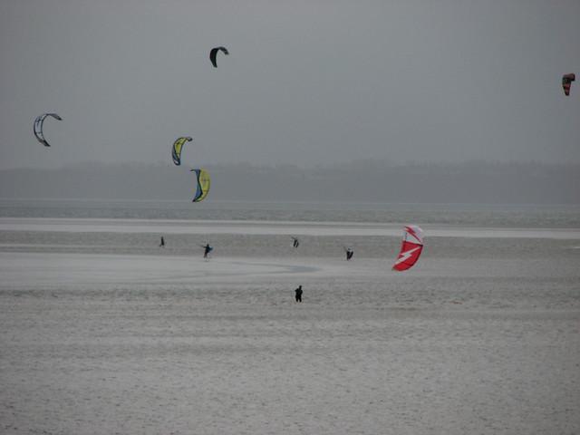 The Thames estuary at Shoeburyness