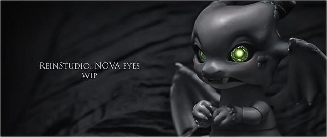 ReinStudio: Nova eyes