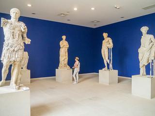 Archäologisches Museum in Vaison-la-Romanie