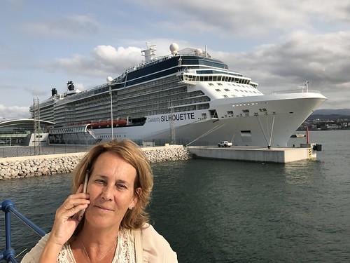 Crucero Celebrity Silhouette en Getxo