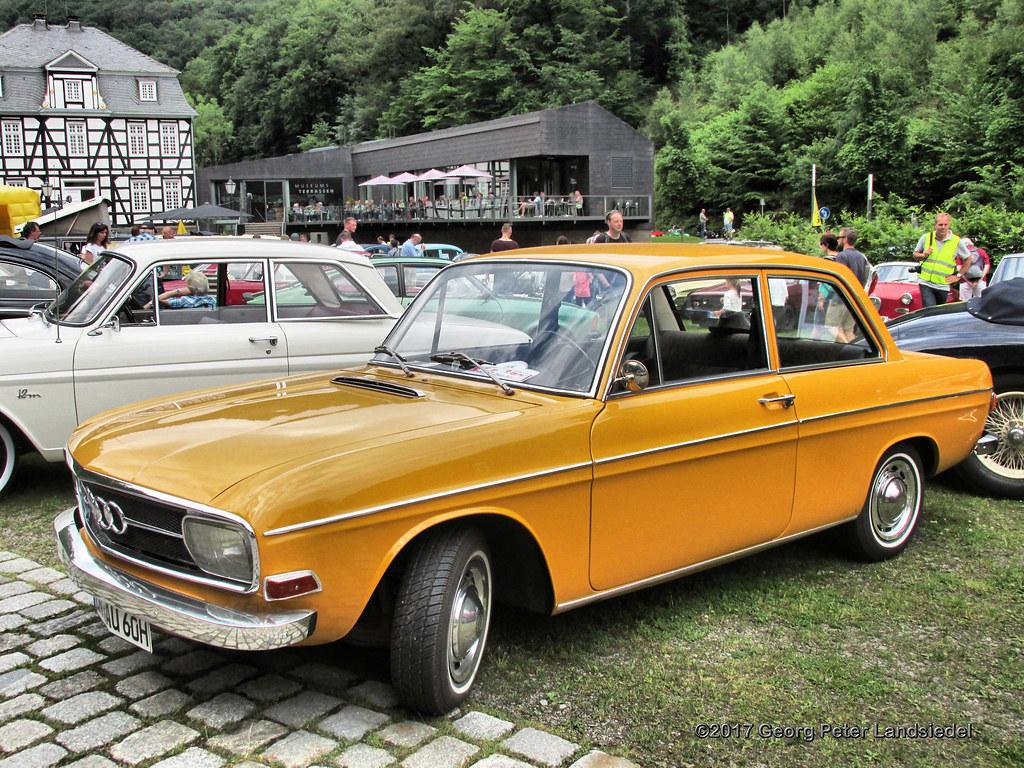 Audi 60L, 1971 | Audi 60 L, 1971 - Oldtimertreff im ...