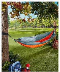 orange hammock