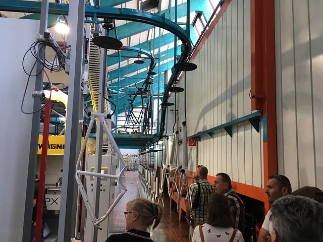 KTM gyárlátogatás