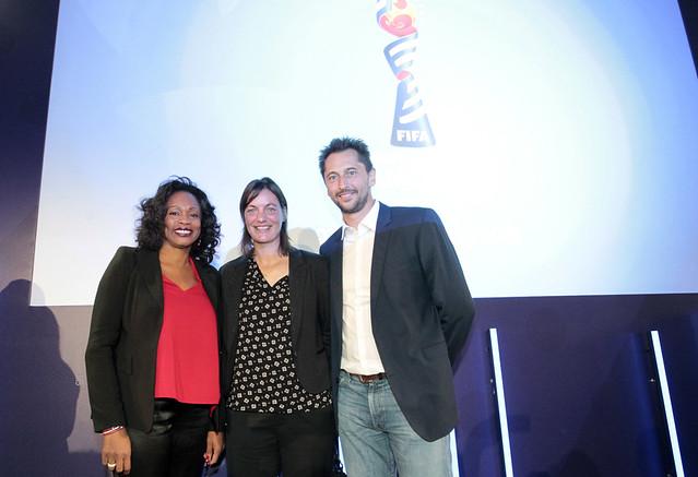 Conférence de Presse coupe du monde Féminine 2019