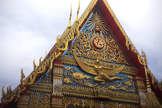 Buddhist Temple in Phuket