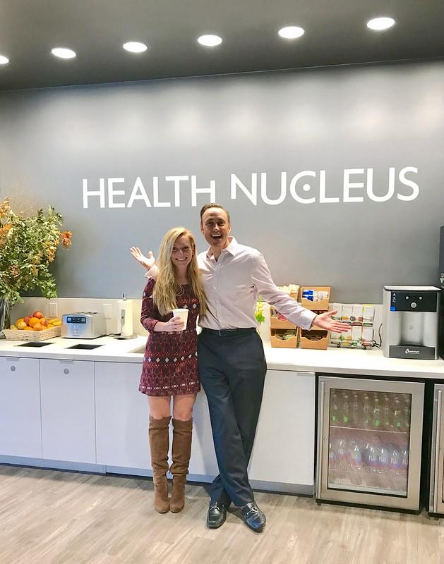 Getting a deep peek inside us at Health Nucleus