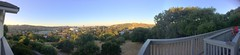 pano from the deck