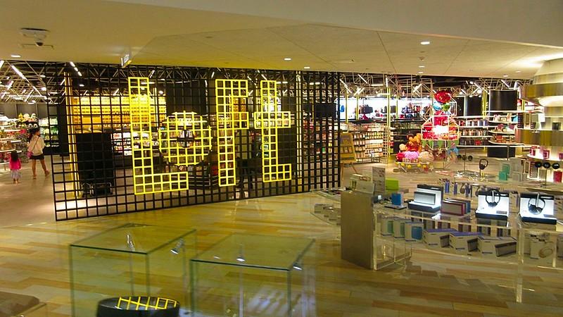 Siam Discovery Bangkok Shopping Mall