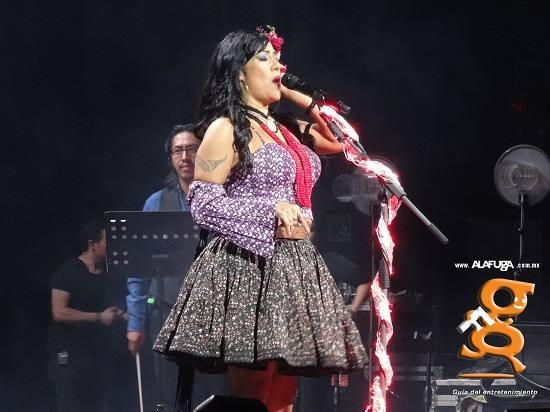 Lila Downs - Teatro Diana, Guadalajara, Jalisco, Méx. (2017-09-22)