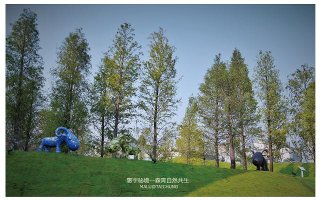 惠宇秘境森青自然共生and台中嘉明湖-18