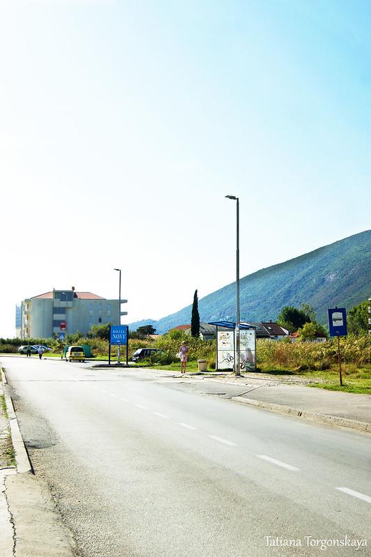 Остановка на улице Дубровачка
