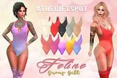#TheGiftSpot VIP Gift - Feline