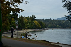 Stanley Park first full day of Autumn 2017