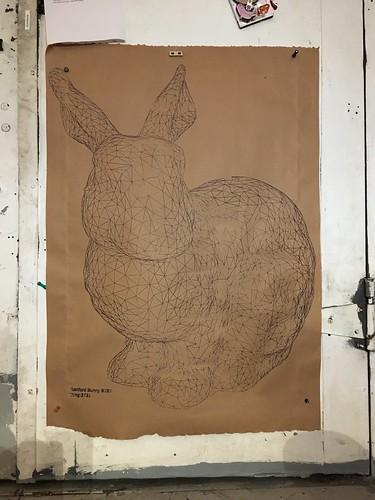 Bunny plot