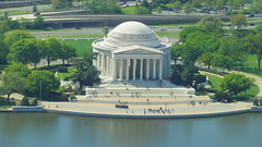 Washington D.C. - Thomas-Jefferson-Memorial @ Tidal Basin