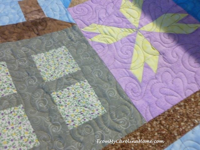 Quilting Be My Neighbor at From My Carolina Home