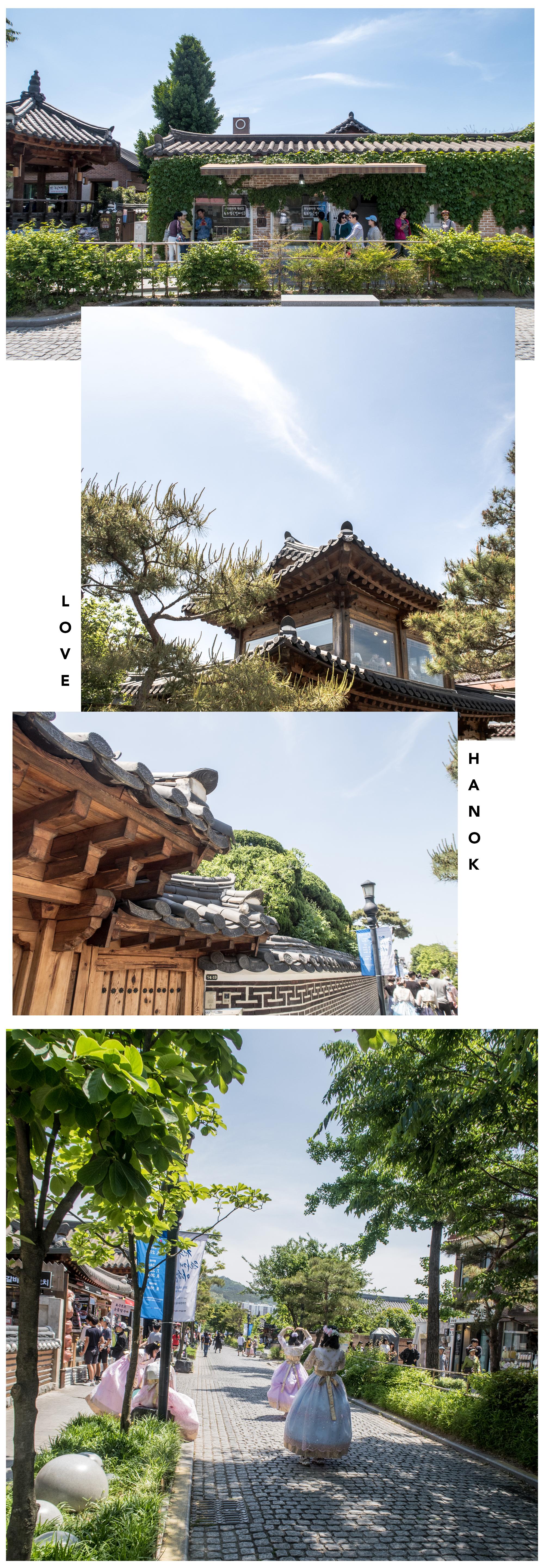 Jeonju Hanok Village Korea Solo Trip Travel