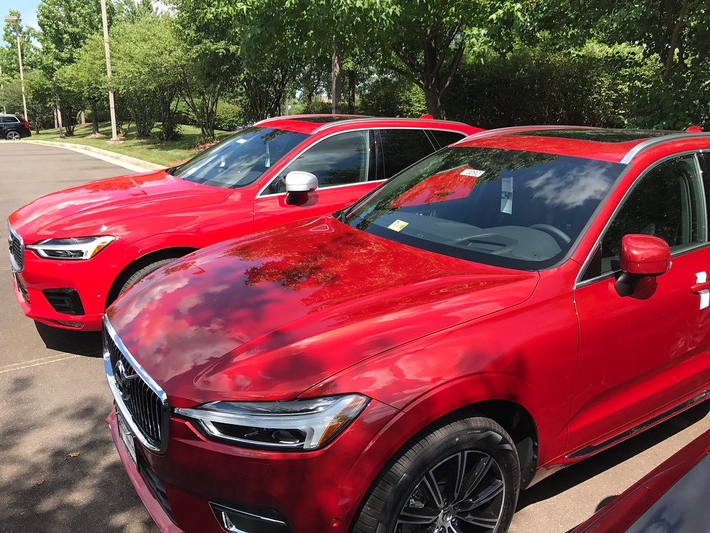 Fusion 2017 Black >> 2007 V70R, Passion Red (daily)