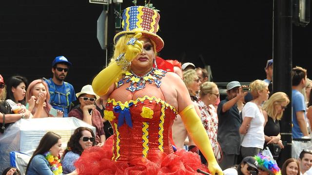 Vancouver Pride Parade 2017