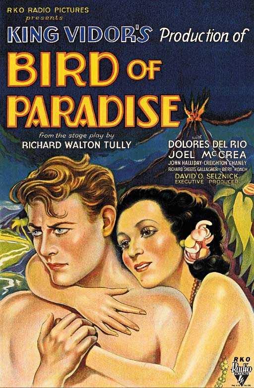 Bird of Paradise - 1932 - Poster 1