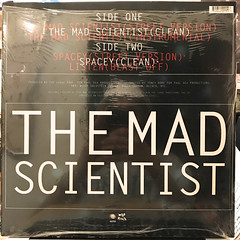 THE LARGE PROFESSOR:THE MAD SCIENTIST(JACKET B)