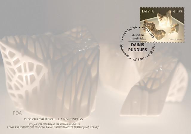 Aploksne Mūsdienu mākslinieki - Dainis Pundurs