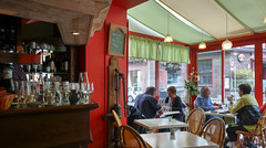 Restaurant L'Arrosoir, Flers