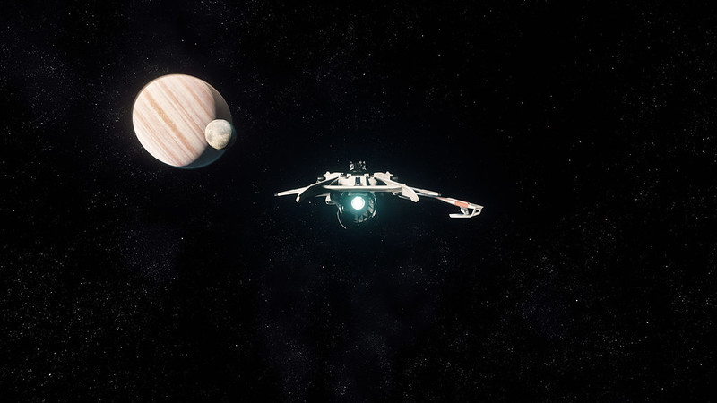 Star Citizen | Cellin and Crusader